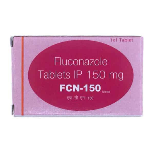 フルコナゾール 錠(ジフルカン ジェネリック)150 箱