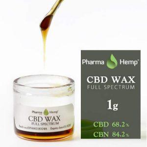 CBD Wax 68