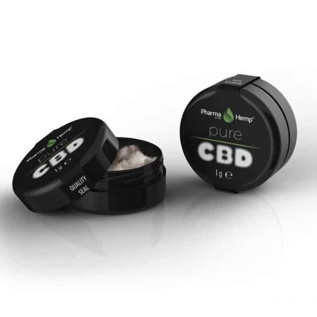 CBD クリスタル結晶 1g