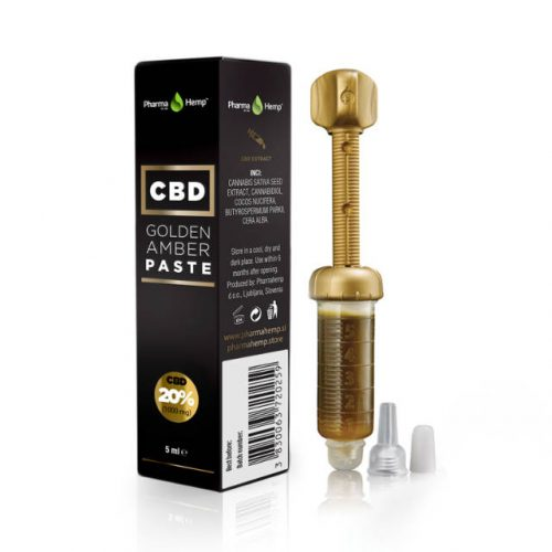 CBD paste 20%