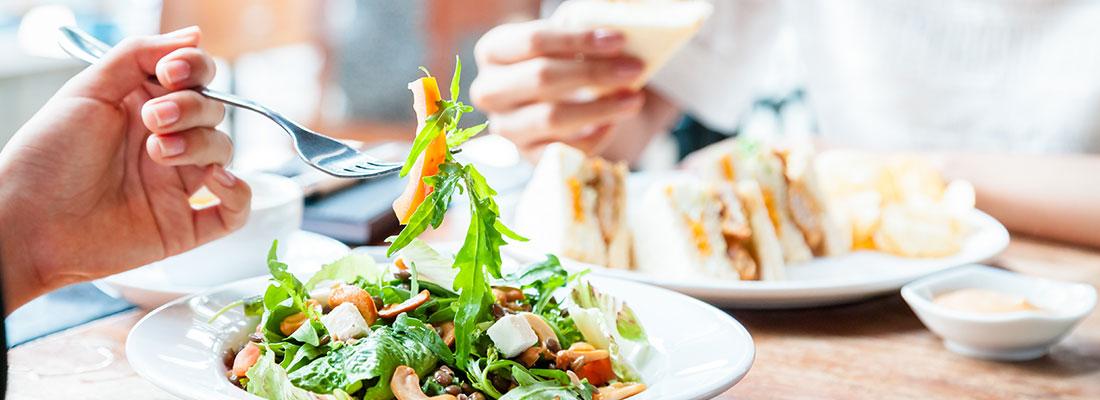 食事とバイアグラの服用方法