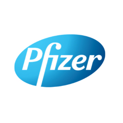 pfizer ファイザー社 ロゴ