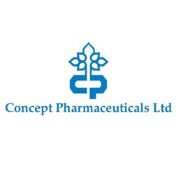 コンセプト製薬 ロゴ