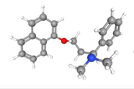 ダポキセチンの構造